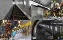 """Vào lòng đất xem """"hình hài"""" hầm metro đầu tiên ở TP.HCM"""
