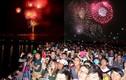 TP.HCM rực rỡ pháo hoa chào mừng năm mới 2018