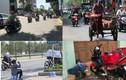 Nắng nóng ở TP HCM, người mưu sinh trên đường khốn đốn