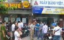 Lộ diện nghi phạm dùng súng cướp Ngân hàng Việt Á