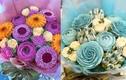 """Ngất ngây với những bó hoa """"ăn được"""" đẹp tới khó tin của bà mẹ 5 con"""