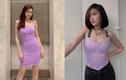 """Sao Việt sang chảnh với trang phục màu """"tím lịm tìm sim"""" hot trend"""