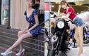 Nữ y tá Đài Loan ăn mặc gợi cảm khoe chân dài miên man