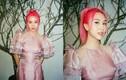 """Những màu tóc nhuộm nổi bật của Quỳnh Anh Shyn như """"tắc kè hoa"""""""