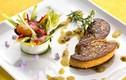 Loạt món ăn xa xỉ từ nội tạng có trong menu nhà hàng 5 sao