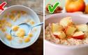 6 thực phẩm không nên ăn vào buổi sáng kẻo tăng cân vù vù
