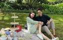 Bạn trai doanh nhân của hoa hậu Hương Giang ăn mặc cực giản dị
