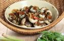 Thử nấu các món ngon từ ốc mỡ nóng hổi ấm bụng ngày mưa