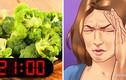 """Những thực phẩm không nên ăn trước khi ngủ kẻo """"thức trắng đêm"""""""