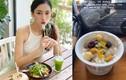 Học sao Việt chọn bữa sáng bổ dưỡng, no bụng mà không sợ béo
