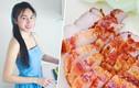 Các món ngon hấp dẫn Thủy Tiên tự tay nấu cho chồng con