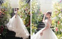 Cận cảnh 3 chiếc váy cưới lộng lẫy của vợ streamer giàu nhất Việt Nam