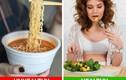 Những điều xảy ra với cơ thể khi bạn ăn mì ăn liền thường xuyên