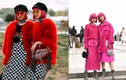 Chị em song sinh Nhật gây sốt làng mốt bởi gu thời trang cực chất