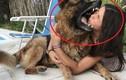 Thiếu nữ bị chó cắn trúng mặt vì hành động dại dột này
