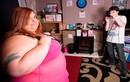 Cô nàng nặng 177 kg vẫn hạnh phúc với cơ thể