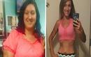 Bà mẹ gây sốt nhờ giảm 50 kg chỉ trong 10 tháng