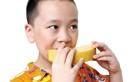 Trẻ ăn nhiều dưa dễ tiêu chảy