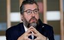 """Ngoại trưởng """"tệ nhất lịch sử"""" của Brazil từ chức"""