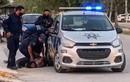Người phụ nữ tử vong vì bị cảnh sát Mexico đè gãy cổ