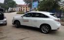 Tò mò Lexus 3 tỷ đồng chạy taxi ở Phú Thọ