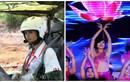 Vẻ đẹp cá tính của nữ VĐV đua xe địa hình
