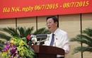 """Chủ tịch Hà Nội: """"Vụ thay cây xanh là bài học đắt giá"""""""