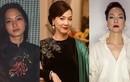 Hình ảnh khác lạ khi cắt tóc ngắn của NSND Lê Khanh
