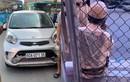 CSGT Hà Nội bị tài xế xe vi phạm kéo lê, lưng đỏ máu