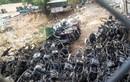 Bãi giữ xe của CSGT bị cháy: Chủ phương tiện có quyền yêu cầu bồi thường