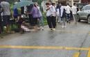 Xe tải đâm liên hoàn khiến 3 người thương vong