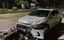 Đình chỉ đội trưởng TTGT lái xe ngược chiều, đâm tử vong nữ công nhân