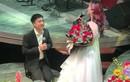 Diễn viên Hoàng Yến được chồng thứ 4 quỳ gối tặng hoa