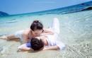 Ảnh cưới trên biển đẹp long lanh hút hồn các cặp đôi