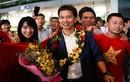 U19 Việt Nam được NHM đón tiếp như người hùng