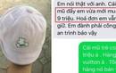 Khách dọa báo công an vì chiếc mũ giá 9 triệu đồng để quên trên taxi