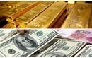 Giá vàng leo thang, USD cao sát đỉnh năm 2017