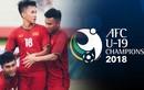 2 cầu thủ U19 Việt Nam bị loại sau trận thắng Trung Quốc