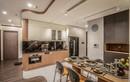 Chiêm ngưỡng vẻ đẹp căn hộ 120 m2 với những đường cong mềm mại tại Hà Nội