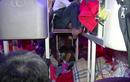 Nhồi nhét gần 100 người trên xe về Tết, xe khách bị phạt 100 triệu đồng