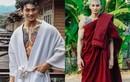 Nhan sắc đẹp như tạc của nam thần Myanmar mặc áo nhà sư