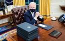 Ông Joe Biden ký 17 sắc lệnh, đảo ngược chính sách của Donald Trump
