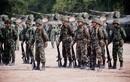 Cận cảnh lính tăng thiết giáp Thái Lan với toàn trang bị Mỹ