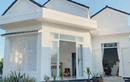 Cô gái 25 tuổi xây tặng cha mẹ ngôi nhà màu trắng tuyệt đẹp