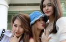 """Sao Việt bị nhắc nhở vì bàn tay """"hư"""""""