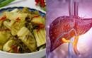 4 loại rau củ nằm trong danh sách đen làm hại gan vô cùng