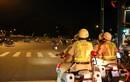 CSGT tăng cường tuần tra xử lý vi phạm giao thông vào ban đêm