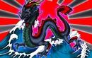 Giai thoại thần Rồng nổi tiếng cai quản đại dương của Nhật Bản
