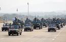 Dàn vũ khí khủng của Myanmar trong lễ duyệt binh giữa biến động