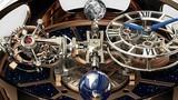 Cận cảnh đồng hồ đính kim cương, giá 21 tỷ đồng